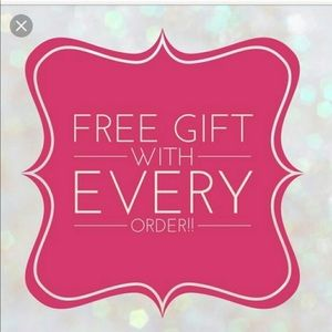 Other - FREE gift with ANY purchase (while supplies last)